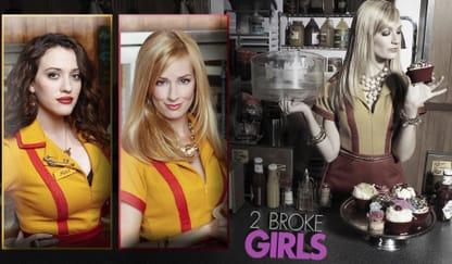 2 Broke Girls Theme Preview Image