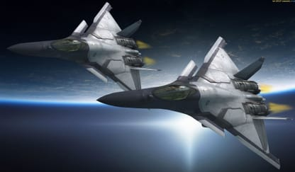 Ace Combat Theme Preview Image