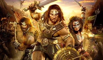 Age Of Conan Theme