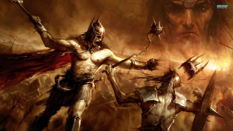 Age Of Conan Theme Preview Image