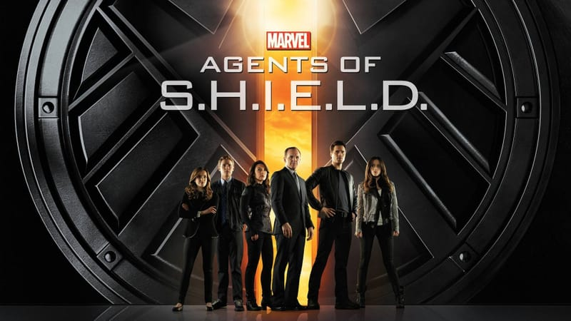 Agents Of SHIELD Theme Preview Image