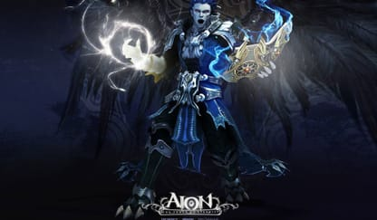 Aion Theme Preview Image