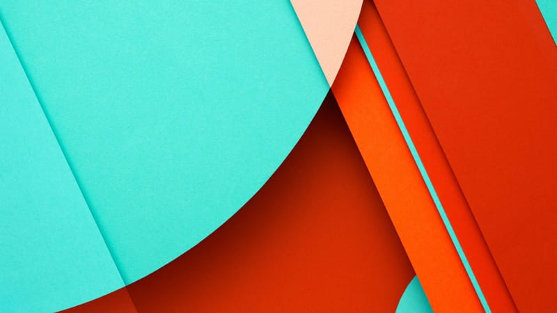 Android Lollipop Theme Preview Image