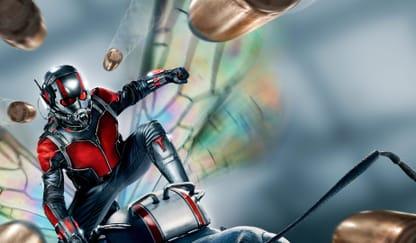 Ant Man Theme