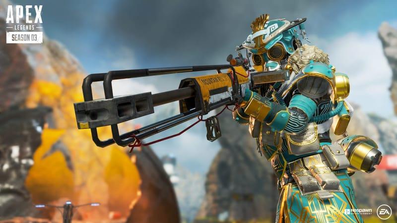 Apex Legends Theme Preview Image
