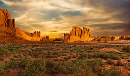Arches National Park Theme Preview Image