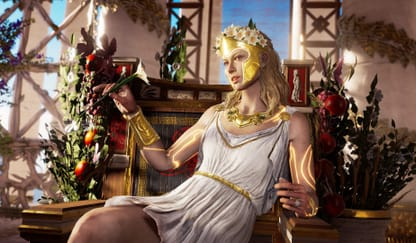 Assassin's Creed Odyssey Theme Preview Image