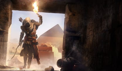 Assassin's Creed Origins Theme Preview Image