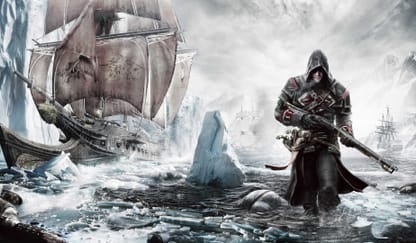 Assassins Creed Rogue Theme Preview Image