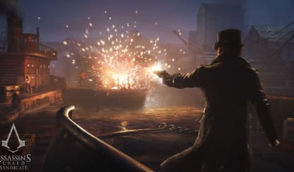 Assassins Creed Syndicate Theme Preview Image