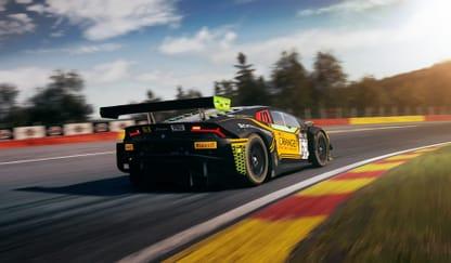Assetto Corsa Competizione Theme