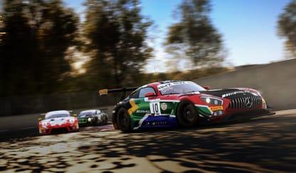 Assetto Corsa Competizione Theme Preview Image