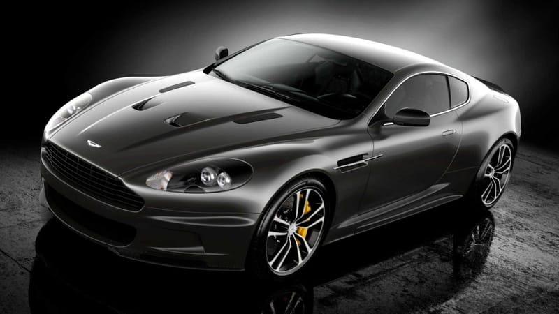 Aston Martin DBS Theme Preview Image