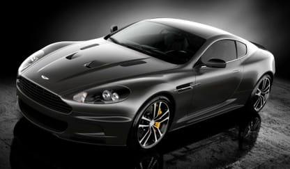 Aston Martin DBS Theme