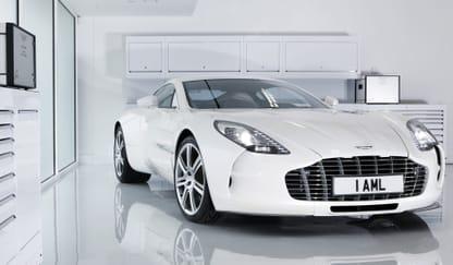 Aston Martin One-77 Theme Preview Image