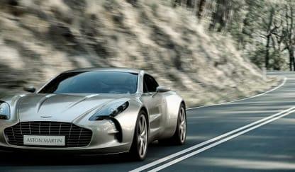Aston Martin One-77 Theme
