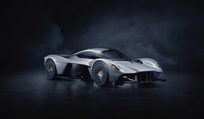Aston Martin Valkyrie Theme