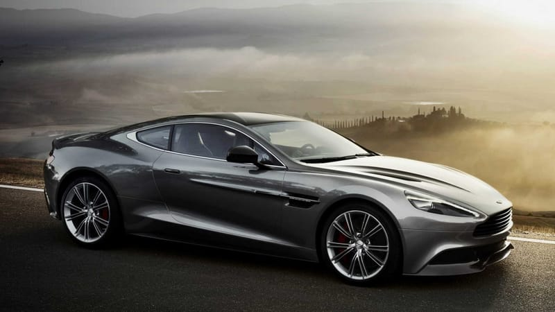 Aston Martin Vanquish Theme Preview Image