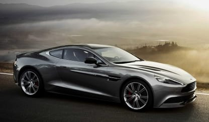 Aston Martin Vanquish Theme