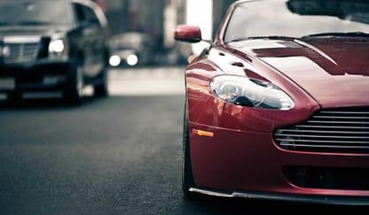 Aston Martin Vantage Theme