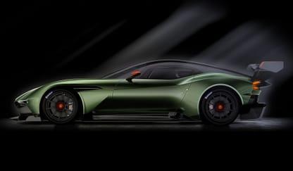 Aston Martin Vulcan Theme