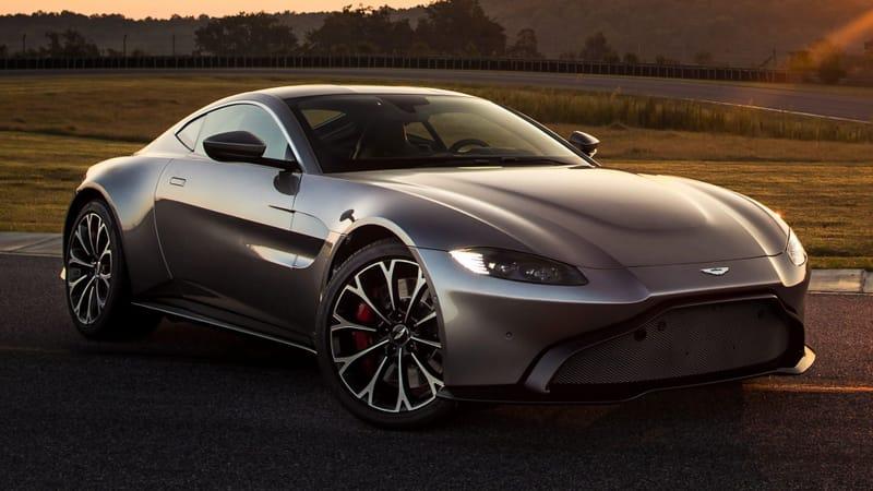 Aston Martin Theme Preview Image