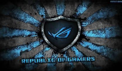 Asus Gamers Generation Theme