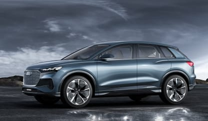 Audi Q4 e-Tron Theme
