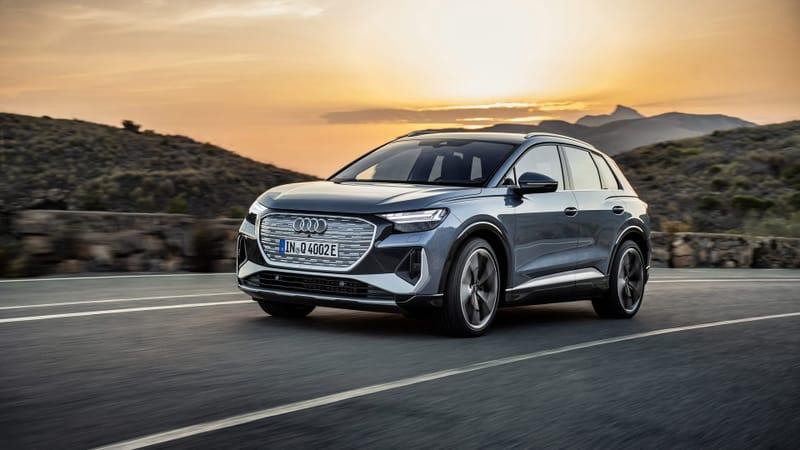 Audi Q4 e-Tron Theme Preview Image
