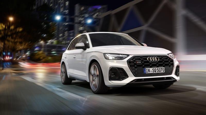 Audi SQ 5 Theme Preview Image