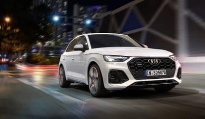 Audi SQ 5 Theme