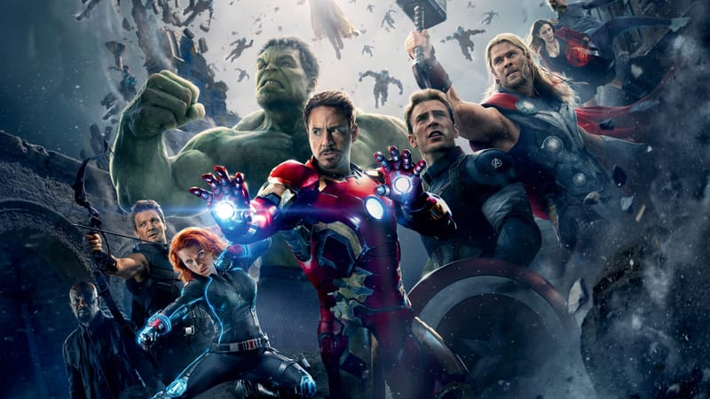 Avengers Age Of Ultron Theme Preview Image
