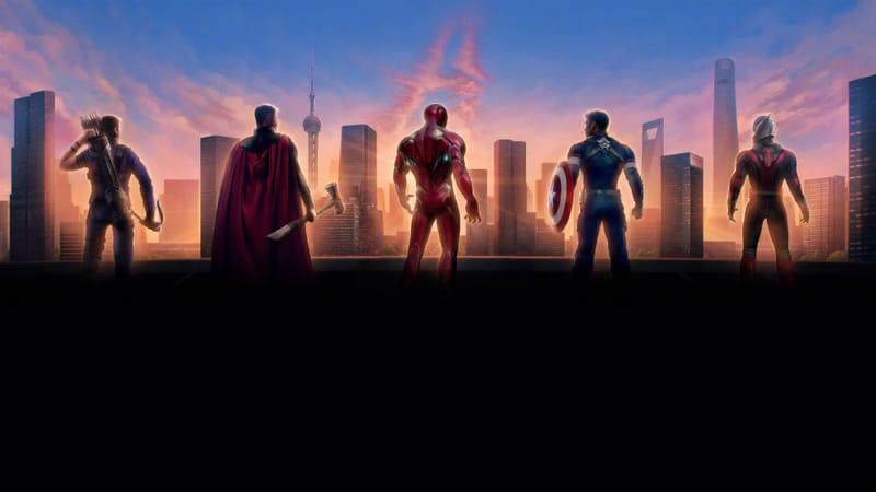 Avengers Endgame Theme Preview Image