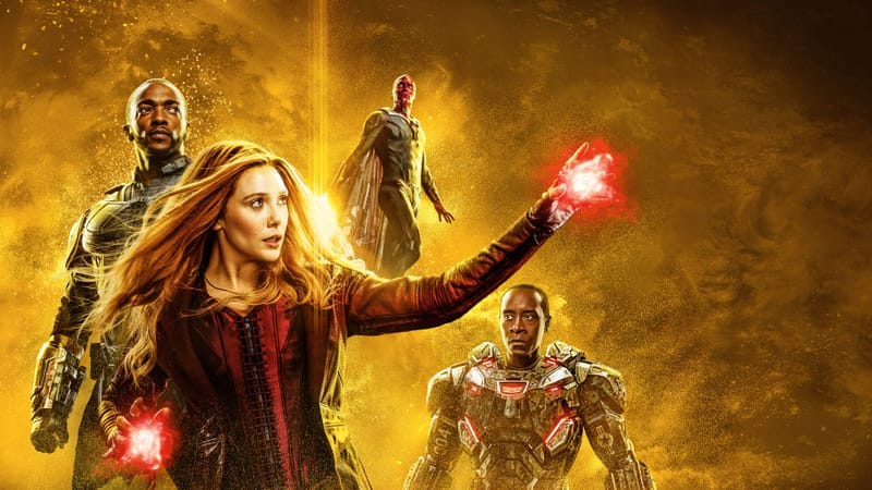Avengers Infinity War Theme Preview Image