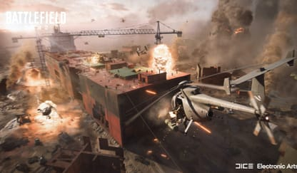 Battlefield 2042 Theme Preview Image