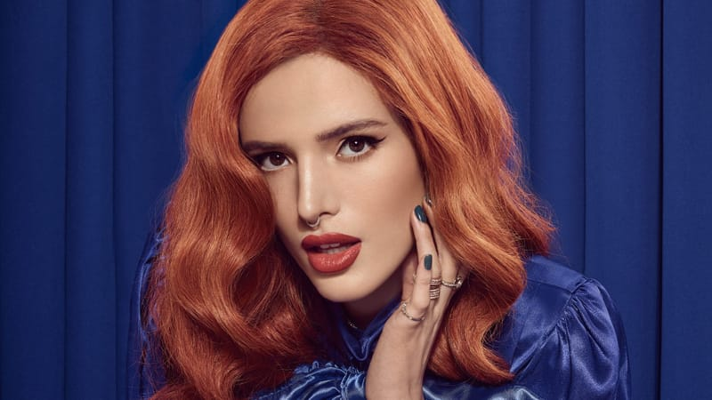 Bella Thorne Theme Preview Image