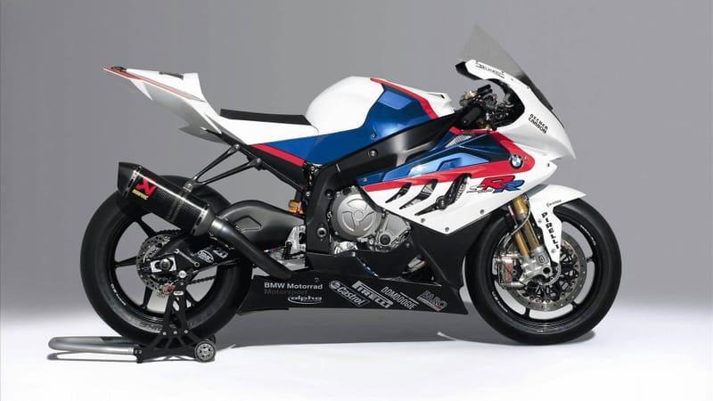 BMW Bikes Theme Preview Image