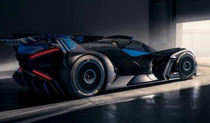 Bugatti Bolide Theme