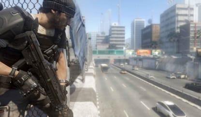 Call Of Duty Advanced Warfare Theme