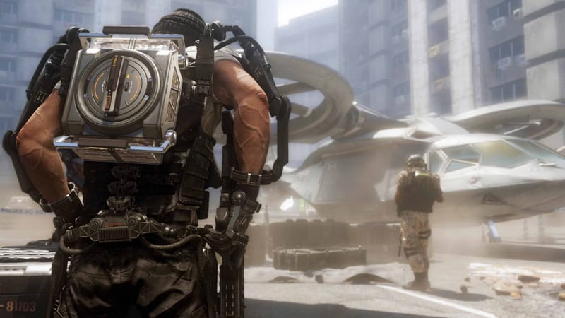 Call Of Duty Advanced Warfare Theme Preview Image