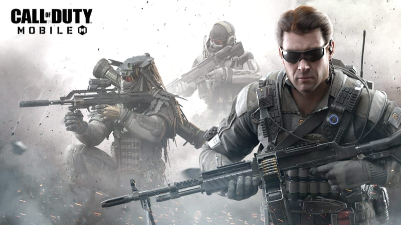 Call Of Duty Mobile Theme Preview Image