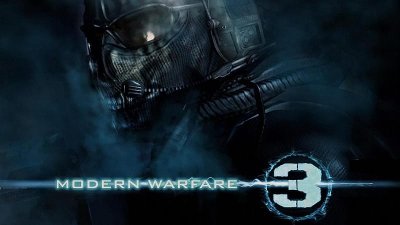 Call Of Duty Modern Warfare 3 Theme Preview Image