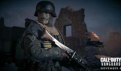 Call Of Duty Vanguard Theme