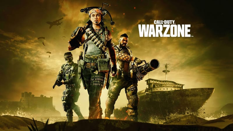 Call Of Duty Warzone Theme Preview Image