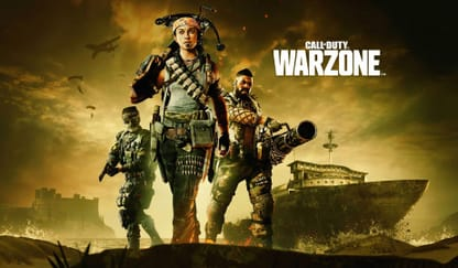Call Of Duty Warzone Theme