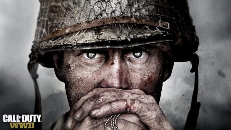 Call Of Duty WWII Theme Preview Image