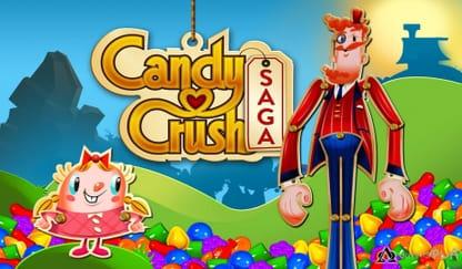 Candy Crush Saga Theme