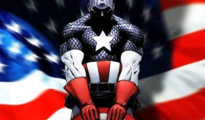 Captain America Comics Theme