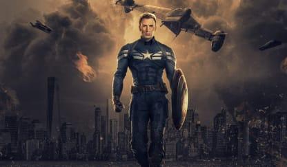 Captain America The Winter Soldier Theme