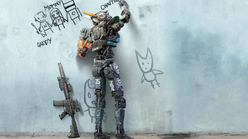 Chappie Theme Preview Image